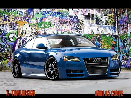 AUDI A5 COUPE TUNING
