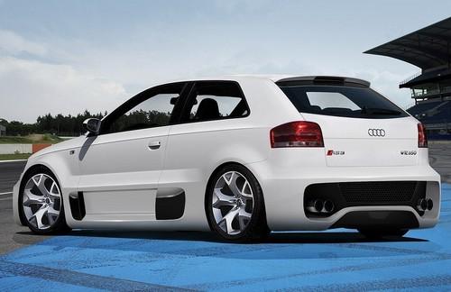 Audi S3 TUNING