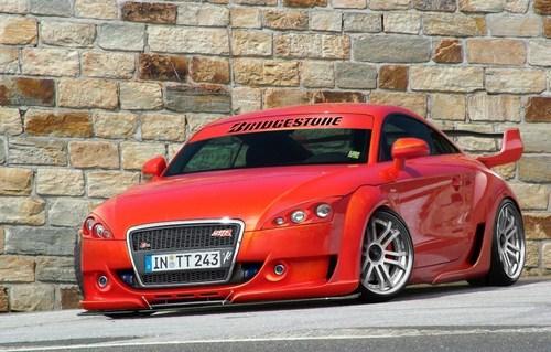 Audi TT GT TUNING