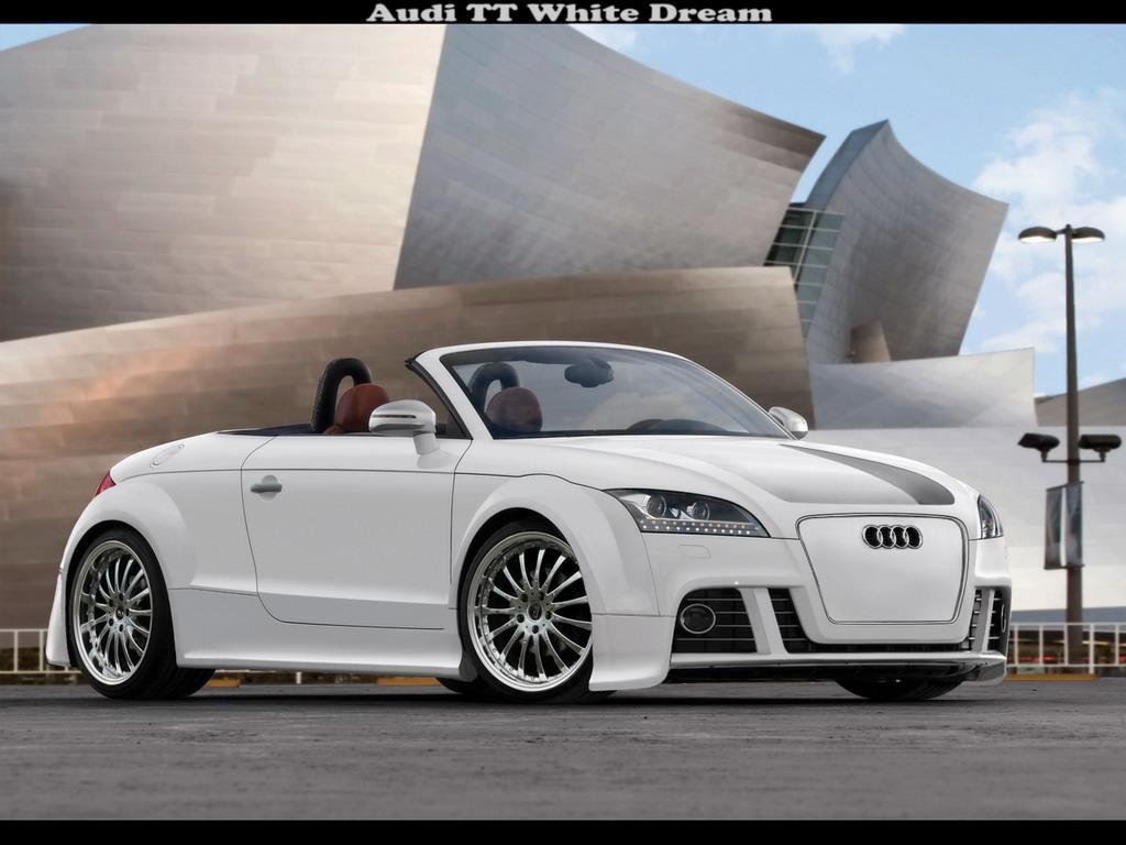 Oto previous auto audi tt tuning wallpaper