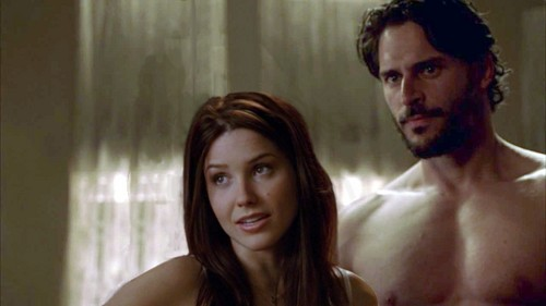 Alcide and Brooke