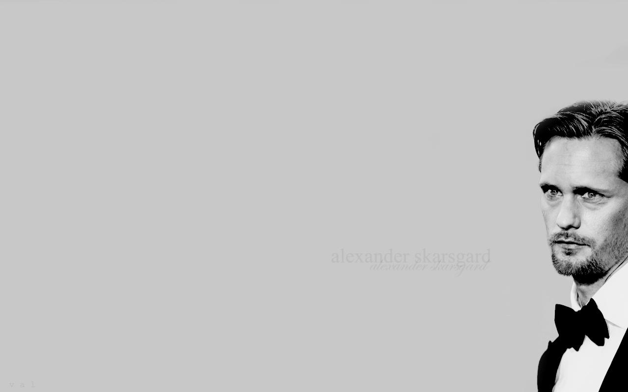 Alexander Skarsgard Wallpaper
