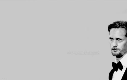 Alexander Skarsgård wallpaper containing a business suit titled Alex