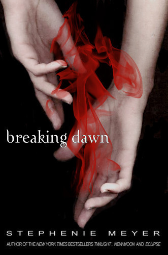 Alternative Breaking Dawn Cover