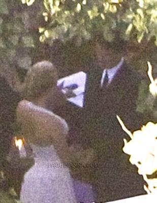 Anna Paquin & Stephen's Wedding Ceremony