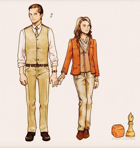 Arthur & Ariadne