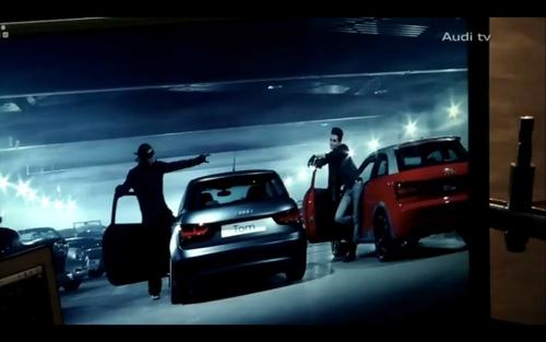 অডি Tv-Gemelos Kaulitz