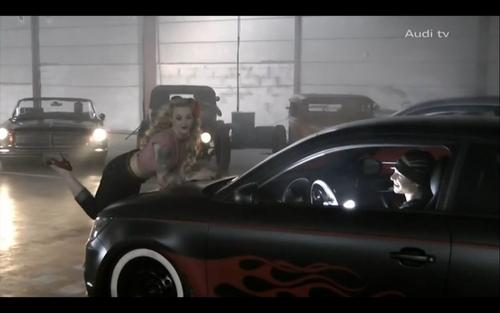 Audi Tv-Gemelos Kaulitz