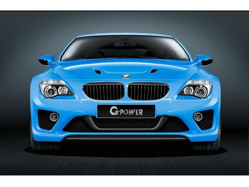 বিএমডবলু M6 HURRICANE CS G-POWER