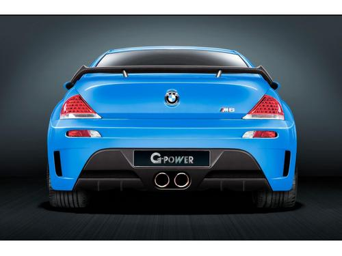 bmw M6 HURRICANE CS G-POWER