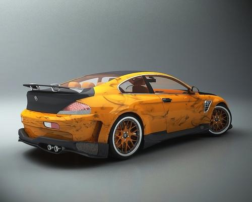BMW M6 TUNING