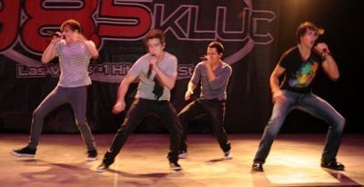 BTR @ KLUC End of Summer concerto