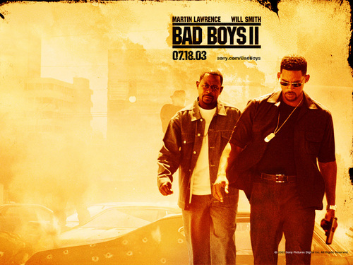 Action Films fondo de pantalla possibly with a sign and a fuego titled Bad Boys 2
