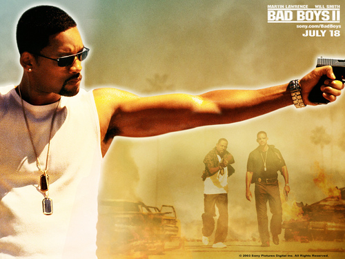 Action Films fondo de pantalla called Bad Boys 2