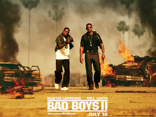 Action Films fondo de pantalla containing a fuego and a fuego titled Bad Boys 2