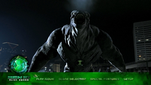 Ben 10 alien swarm pics