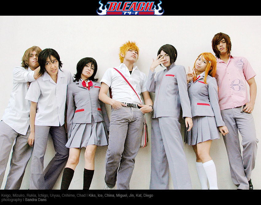 Bleach Anime Cosplay