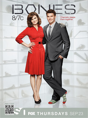 Bones: New Cast Promotional foto [Season 6]