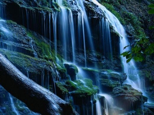 Breathless Waterfall