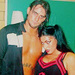 CM Punk & Shelly Martinez