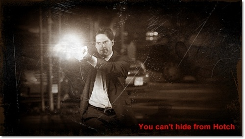 SSA Aaron Hotchner پیپر وال entitled Can't hide