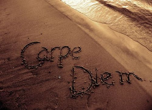 Love wallpaper called Carpe Diem