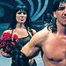 Chyna & Eddie Guerrero