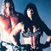 Chyna & Triple H - professional-wrestling icon