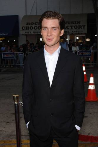 Red Eye wallpaper containing a business suit and a suit titled Cillian at the Red Eye Premiere