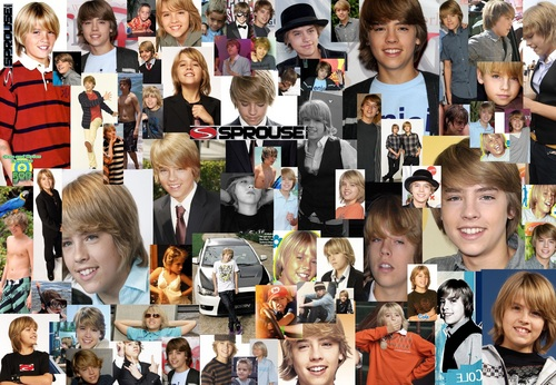 Cole Sprouse वॉलपेपर with a पढ़ना room titled Cole