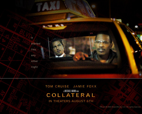 Action Films wallpaper called Collateral