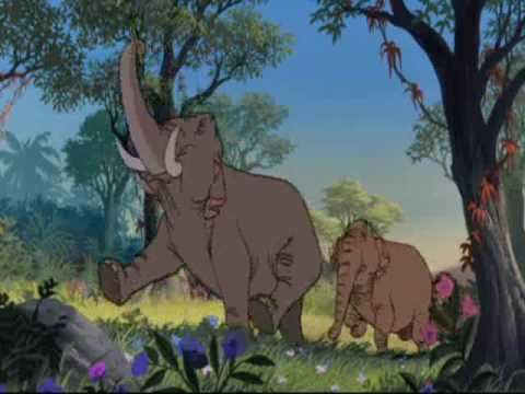 Colonel Hathi and the Elephants