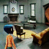 Coraline चित्र with a living room, a family room, and a drawing room titled Coraline आइकनों