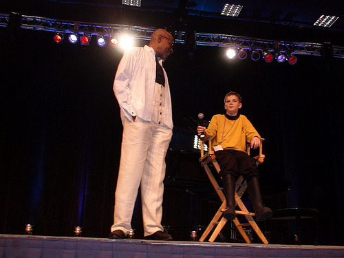 DS9 Cast at Vegas Trek Con 10