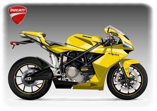 DUCATI 1000 SS SUPERSPORT