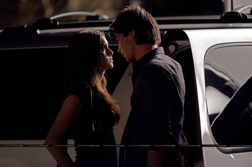 Damon & Elena - Bad Moon Rising