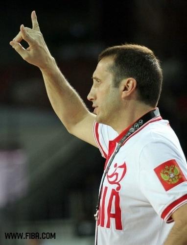 David BLATT (Russia)