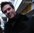 David smile