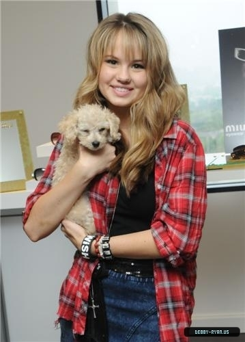 Debby is so cute!