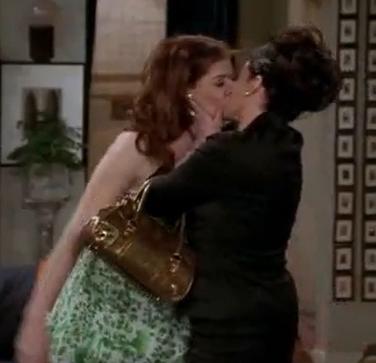 from Miguel megan mullally gay