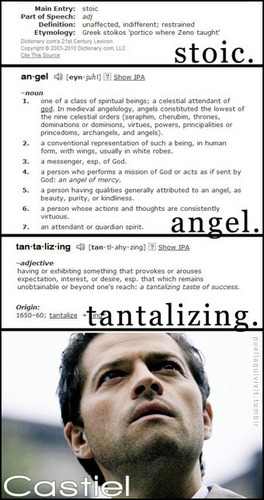 Define Castiel