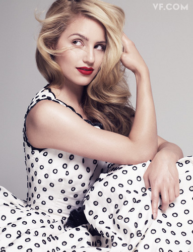 Dianna Agron Vanity Fair Shoot