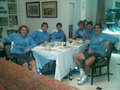 Diego Forlan and the Football Team from Uruguay