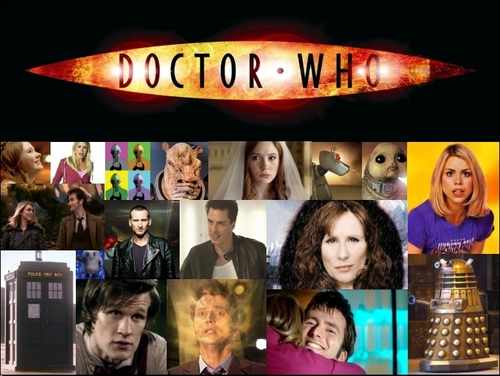 Doctor Who!!!