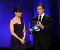 Emily presenting @ the 62nd Emmy Awards - emily-deschanel photo