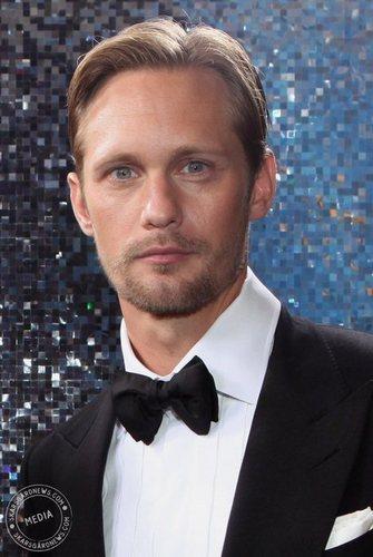 Alexander Skarsgård fond d'écran entitled Emmy Awards 2010