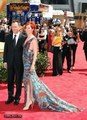 Emmys 2010 - Michael Emerson and Carrie Preston - michael-emerson photo