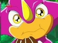 Espio Eating Food