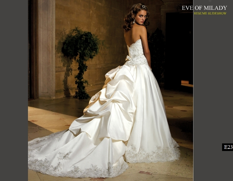 eva my lady wedding dresses