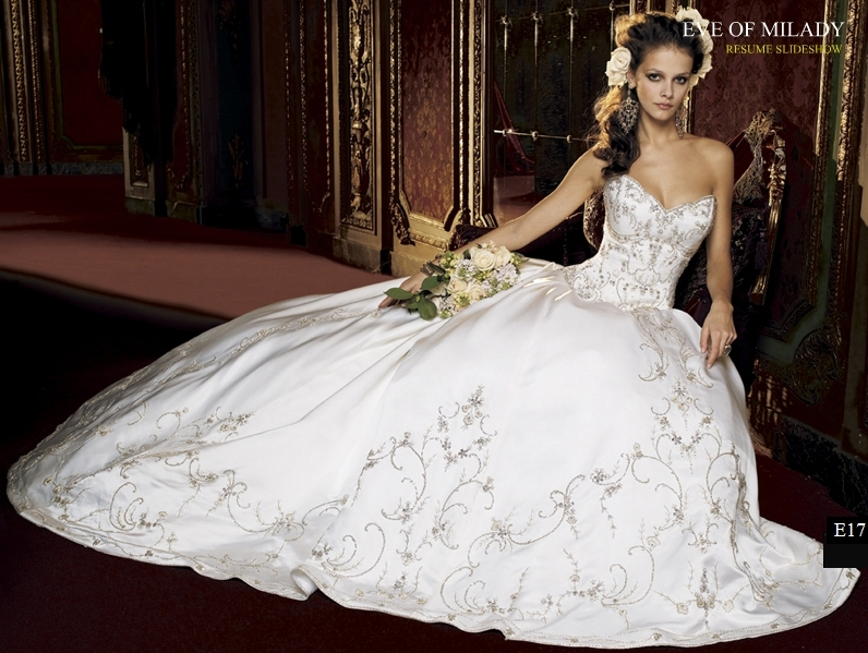 Weddings images Eve of Milady HD wallpaper and background photos ...